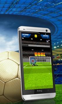 Soccer 3D - Kicks Ball poster