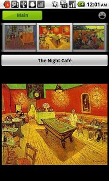 Gogh Gallery & Puzzle poster