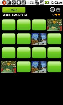 Gogh Gallery & Puzzle apk screenshot