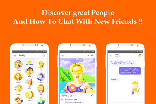 Tips Badoo Free Chat & Dating poster