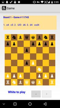 Neoclassical Chess apk screenshot