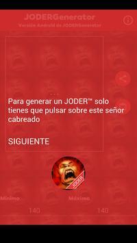 JODERGenerator poster