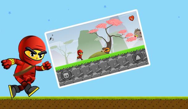 Jungle Ninjago Shadow World apk screenshot