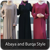 Abaya & Burqa style icon