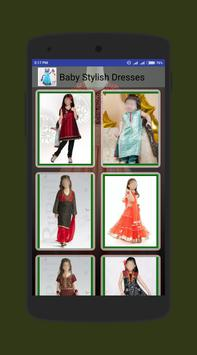 Baby Dresses Photo collection 2017 screenshot 1