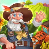 Farm Time Match 3 icon