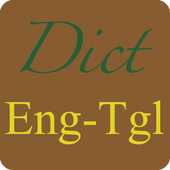 English Tagalog Dictionary icon