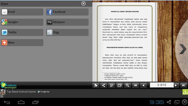 Asmaul Husna (Al-Jamil) screenshot 7
