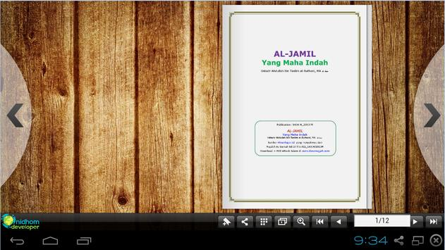 Asmaul Husna (Al-Jamil) screenshot 4