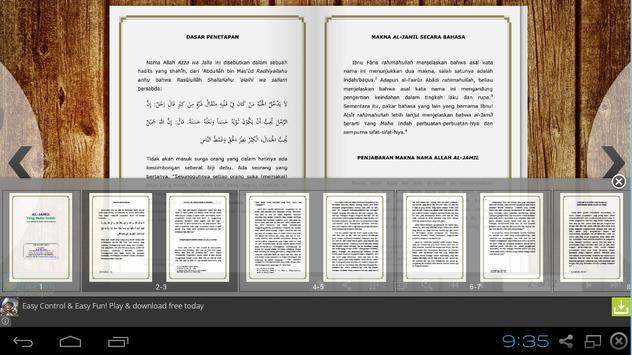Asmaul Husna (Al-Jamil) screenshot 6