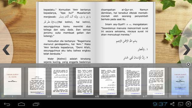 Tafsir Surat Al - Ashr screenshot 5