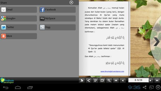 Tafsir Ayat Puasa screenshot 2