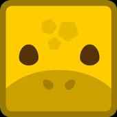 Giraffe Run icon