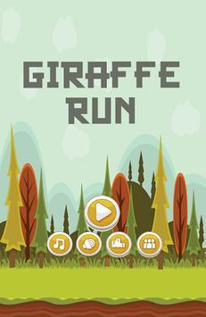Giraffe Run poster