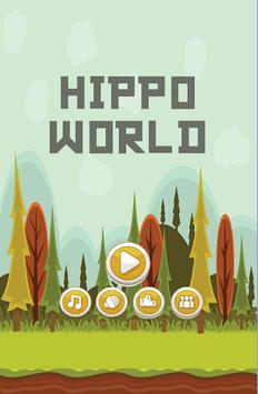 Hippo World poster