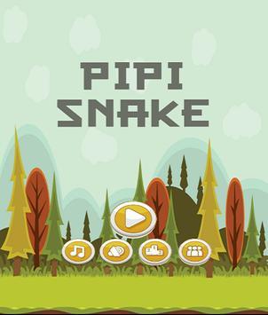 Pipi Snake poster