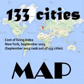 Melbourne Map icon