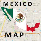 Mexico Taxco Map icon