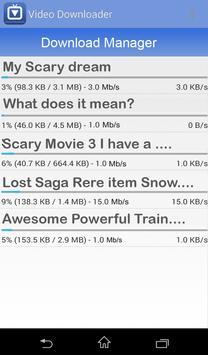 Fastest Video Downloader screenshot 16