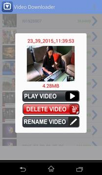 Fastest Video Downloader screenshot 4