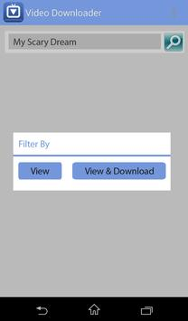 Fastest Video Downloader screenshot 7
