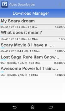 Fastest Video Downloader screenshot 9