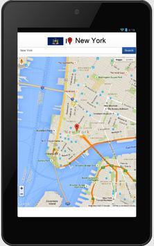 New York map apk screenshot