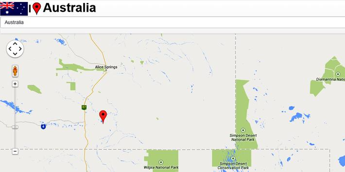Australia Map Canberra.Australia Canberra Map For Android Apk Download