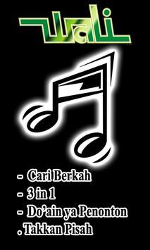 Lagu Wali Band Terbaru apk screenshot