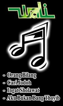 Lagu Wali Band Terbaru poster