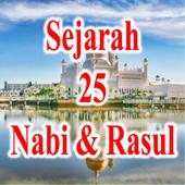 Sejarah 25 Nabi & Rasul icon