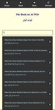 Hadits Imam Tirmidhi apk screenshot