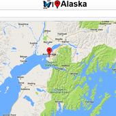 Alaska Map icon
