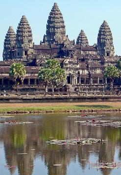 Angkor Wat Map screenshot 1