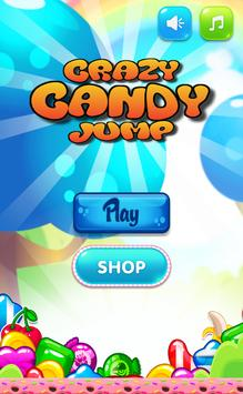 Crazy Candy Jump poster
