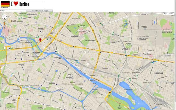 Berlin map screenshot 1