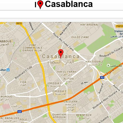 Casablanca Map for Android - APK Download on marrakech map, potsdam map, damascus map, africa map, lima map, algiers map, salerno map, timbuktu map, oran map, algeria map, morocco map, western sahara map, key largo map, cape town map, accra map, johannesburg map, dar es salaam map, tripoli map, dubai map, marrakesh map,