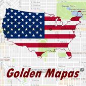 Colorado Spring Map icon