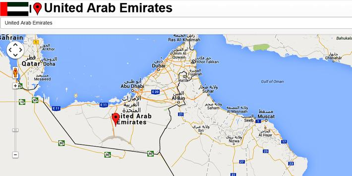 Dubai map descarga apk gratis herramientas aplicacin para android dubai map poster dubai map captura de pantalla de la apk gumiabroncs Choice Image