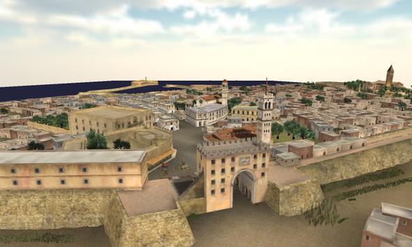 A Tour of Venetian Candia apk screenshot