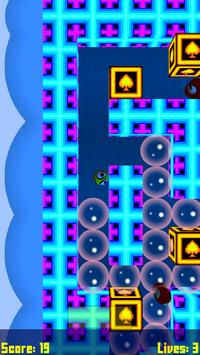 Super Bubbly Maze apk screenshot
