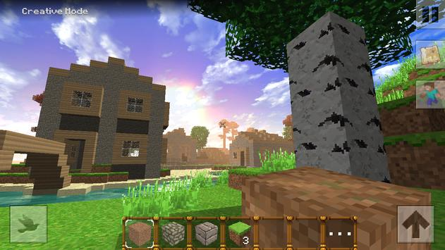 Crafting 3D Exploration Lite apk screenshot
