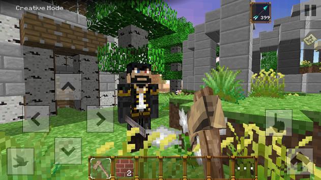 FreeCraft apk screenshot