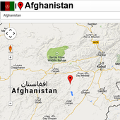 Herat map icon