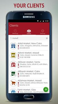 Geo Sales Manager apk screenshot