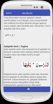 Panduan Ilmu Tajwid Al Quran apk screenshot