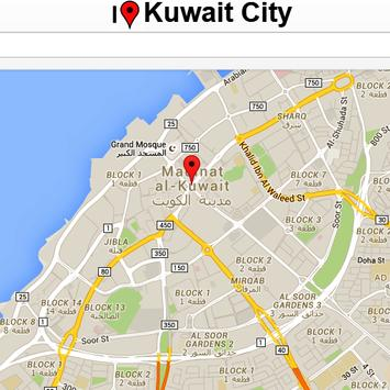 Kuwait city map descarga apk gratis viajes y guas aplicacin para kuwait city map poster gumiabroncs Image collections