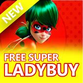 Free Super Ladybug Jump 2017 icon