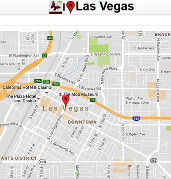 Las Vegas Map für Android - APK herunterladen