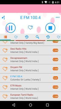 Tamil Radio Streaming apk screenshot